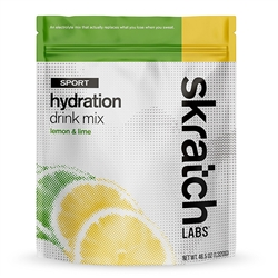 Skratch Labs Sport Hydration Drink Mix 60 Serving