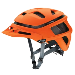 Smith Optics Forefront Helmet Neon Orange