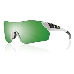Smith Optics Pivlock Arena Max Matte White/Green Sol-X