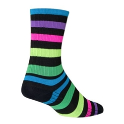 SockGuy Night Bright Socks