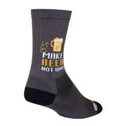 SockGuy SGX Beer Not War Socks