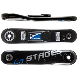 Stages Power Meter Carbon SRAM Road GXP Left Crank Arm