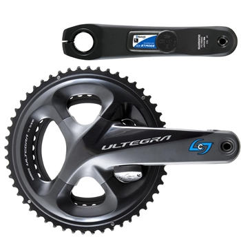 Stages Power LR Ultegra R8000 Dual Sided Power Meter Crankset