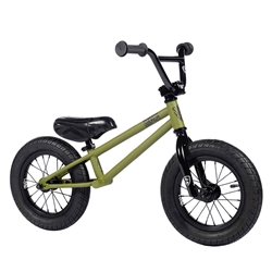 Subrosa Altus Balance Bike Army Green
