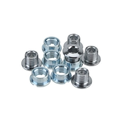 Sugino Single Speed Chainring Bolt Set of 5