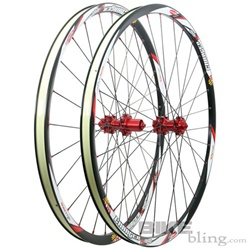 "SunRingle Charger Pro 29"" Disc Wheelset"