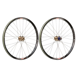 "SunRingle ADD Pro 27.5"" (650b) disc wheelset, 20mm, 150/157mm"