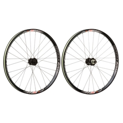 "SunRingle ADD Expert 27.5"" (650b) disc wheelset, 20mm, 135/142mm"
