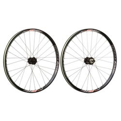 "SunRingle ADD Expert 27.5"" (650b) disc wheelset, 20mm, 150/157mm"