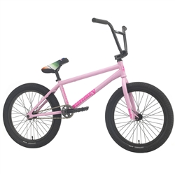 "Sunday Forecaster 20.5"" BMX Bike Matte Pale Pink"