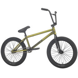 "Sunday Forecaster 20.75"" BMX Bike Matte Trans Gold"