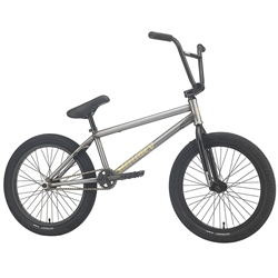 "Sunday EX 21"" BMX Bike Matte Raw"