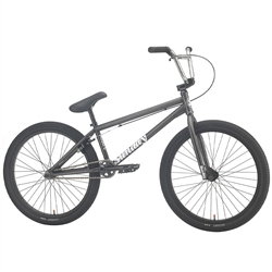 "Sunday Model C 24"" BMX Bike Matte Trans Dark Grey"