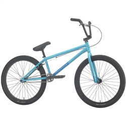 "Sunday Model C 24"" BMX Bike Gloss Surf Blue"