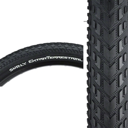 "Surly ExtraTerrestrial 29x2.5"" 60tpi Tire Plus Protection"