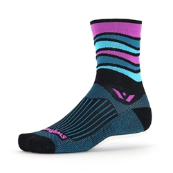 Swiftwick Vision Five Wave Socks