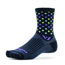Swiftwick Vision Five Razzle Socks