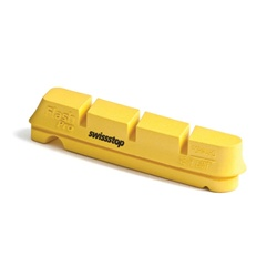 SwissStop Yellow King Flash Pads SRAM/Shimano for Carbon Rims