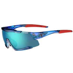 TIFOSI Aethon Clarion Blue/AC Red/Clear Glasses