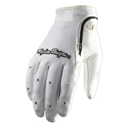 Troy Lee Designs Womens XC Glove White