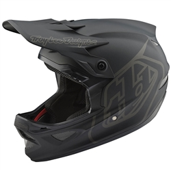 Troy Lee Designs D3 Fiberlite Helmet Mono
