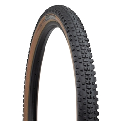 Teravail Ehline Tire 27.5 x 2.3 Tubeless Folding Tan Light and Supple