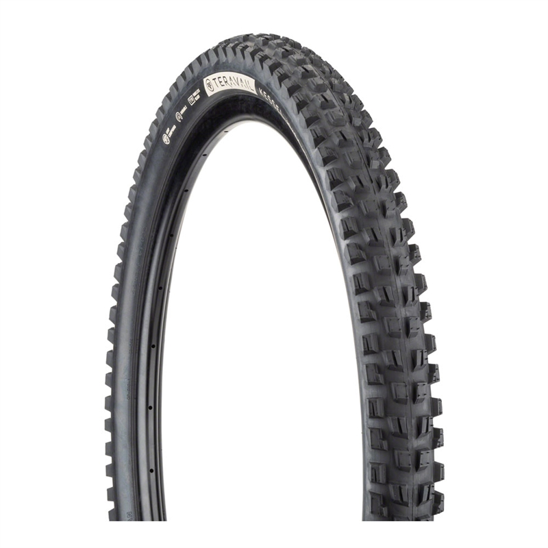 Teravail Kessel Tire 29 x 2.4 Tubeless Folding Black Ultra Durable