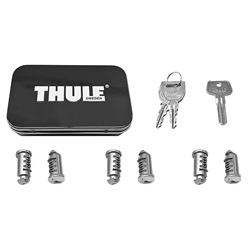 Thule Lock Cylinders 6 Pack Keyed Alike 596