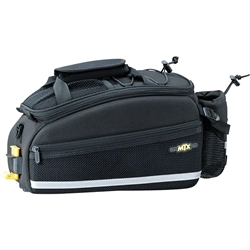 Topeak MTX Quick Track Trunkbag EX Black