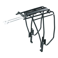 Topeak Uni Super Tourist Fat Disc Rear Rack Black