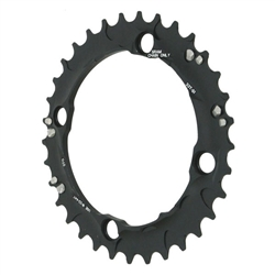 Truvativ X.0-X.9 Alloy 3x10sp 104BCD x 33t Chainring