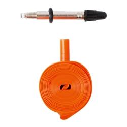 42mm Presta Valve Disc Brake Only Tubolito S-Tubo Road 700 x 18-28mm Tube