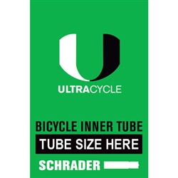 "Ultra Cycle 29"" x 1.95-2.35 Schrader Valve Tube"
