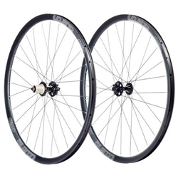 Velocity Aileron 700c Disc Clydesdale Wheelset