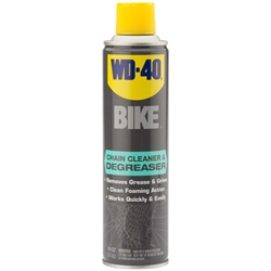 WD-40 BIKE Chain Cleaner and Degreaser 10oz Aerosol