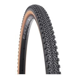 WTB Raddler 700 x 44 TCS Tubeless Tire Black/Tan