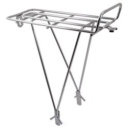 Wald #215 Rear Rack Chrome Steel