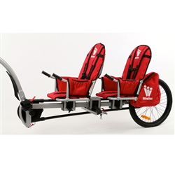 Weehoo iGo Two Bicycle Trailer