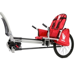 Weehoo iGo Turbo Bicycle Trailer