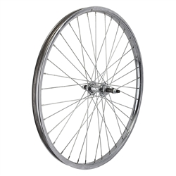 "Wheel Master 26"" Steel Cruiser/Comfort Rear Wheel"
