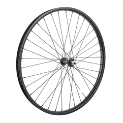 "Wheel Master 26"" Steel Cruiser/Comfort Front Wheel Black"
