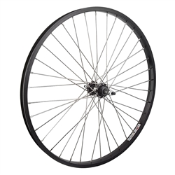 "Wheel Master 26"" Alloy Cruiser/Comfort Rear Wheel Black"