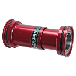 Wheels Mfg BB86/92 BB, angular contact, red
