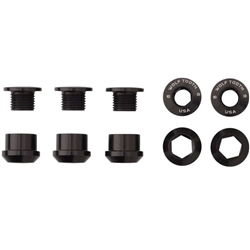 Wolf Tooth Components Set of 5 Chainring Bolts for 1x