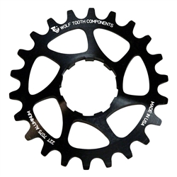 Wolf Tooth Single Speed Aluminum Cogs