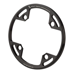 Wolf Tooth Bash Guard Fits 32t-34t Chainrings/104BCD Cranks