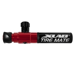 XLAB Tire Mate Anodized Red