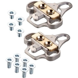 Xpedo XPR Cleat Set for 3-hole Bolt Pattern