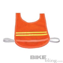 Yellow Racer Safety Vest