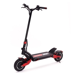 Zero 10X Electric Scooter 52V 23AH LG Battery w/Hydraulic Brakes